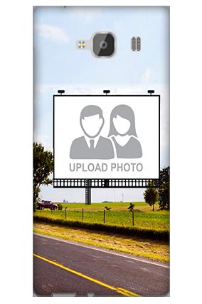 Silicon - Highway Xiaomi Redmi 2 Prime Mobile Cover