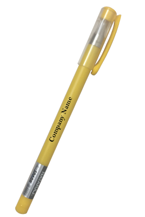 Nataraj All Spark Yellow Pen