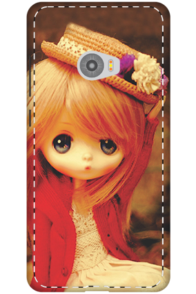 3D-Xiaomi Mi Note 2 Doll Mobile Cover