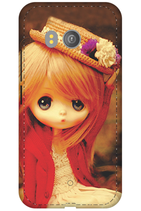 3D - HTC U11 Doll  Mobile Cover