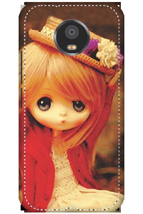 3D - Motorola Moto G5S Doll Mobile Cover