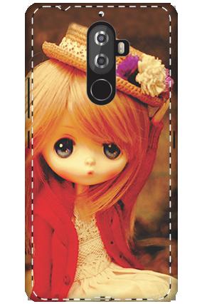 3D - Lenovo K8 Note Doll Mobile Cover