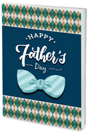 Effit Love You Papa Father's Day Notebook