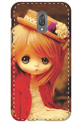 3D - Infinix Hot 4 Doll Mobile Cover
