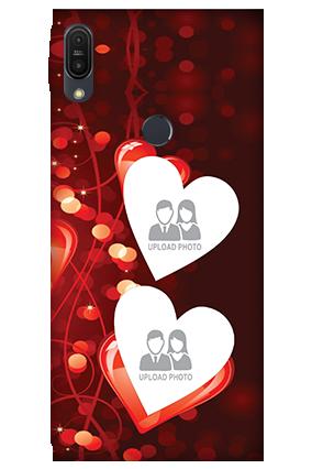 3D - Asus ZenFone Max Pro M1 True Love Valentine's Day Mobile Cover