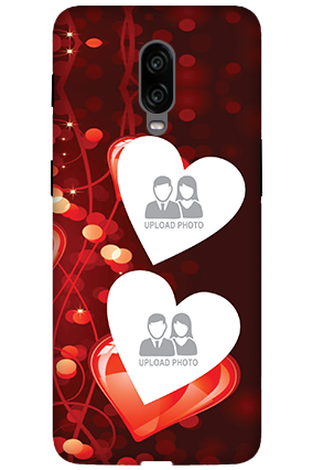 3D - Oneplus 6T True Love Valentine's Day Mobile Cover