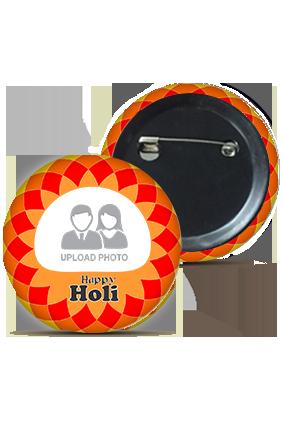 Happy Holi Badges