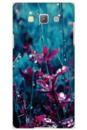 Custom Samsung Galaxy A5 2015 Dark Meadows Mobile Cover
