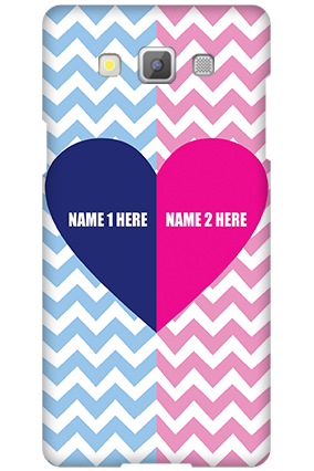 Samsung Galaxy A5 2015 My Love Valentine's Day Mobile Cover