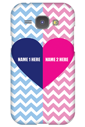Samsung Galaxy J1 My Love Valentine's Day Mobile Cover