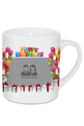Birthday Decoration Tea Mug