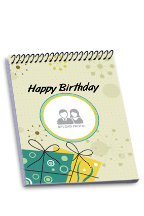 Birthday Gifts Top Spiral Notebook