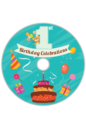 Birthday Celebrations DVD