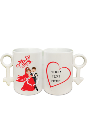 Marry Me Couple Coffee Mug