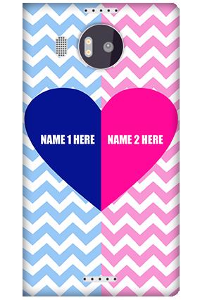 Amazing Microsoft Lumia 950 XL My Love Valentine's Day Mobile Cover