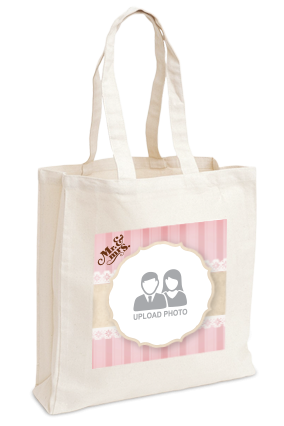 Personalized Beautiful Tote Bag