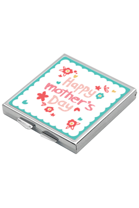Mother's Day Wish Square Mirror