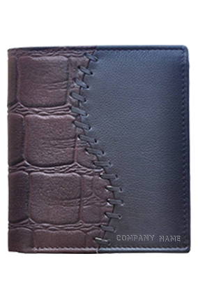 Business Leather Gents Wallet AHFML-04