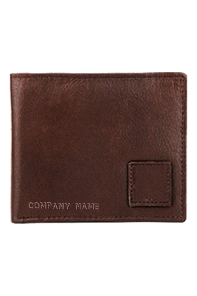Customised Leather Gents Wallet AHFML-05