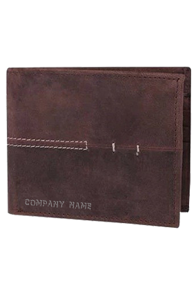 Business Leather Gents Wallet AHFML-20
