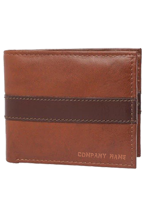 Custom Leather Gents Wallet AHFML-26