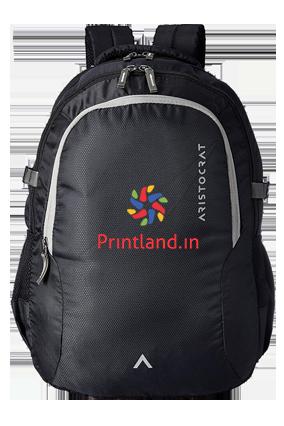 Aristocrat Grid 2 34 L Laptop Backpack (Black)