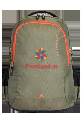 Aristocrat Grid 2 34 L Laptop Backpack (Green)