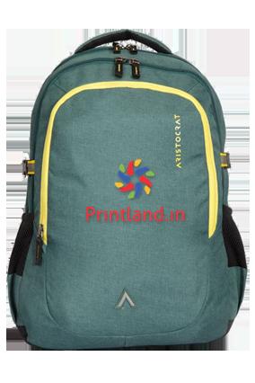 Aristocrat Grid 1 34 L Laptop Backpack(Green)