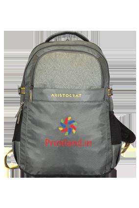 Aristocrat Wego 2 Laptop Backpack 36 L Backpack(Grey)