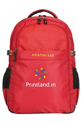 Aristocrat Wego 2 Laptop Backpack 36 L Backpack(Red)