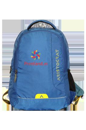 Aristocrat Zen 2 27 L Laptop Backpack(Blue)