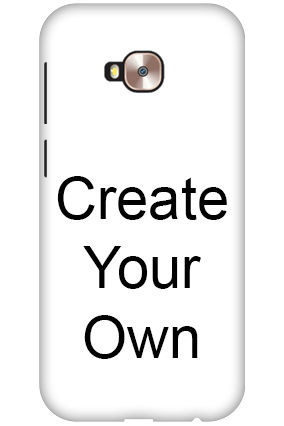 3D - Create Your Own Asus ZenFone 4 Selfie Lite Mobile Cover