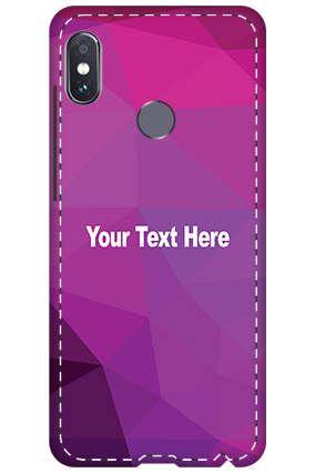 3D - Xiaomi Redmi Note 5 Pro Abstract Color Mobile Cover