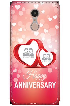 3D - Xiaomi Redmi 5 Anniversary Special Mobile Cover