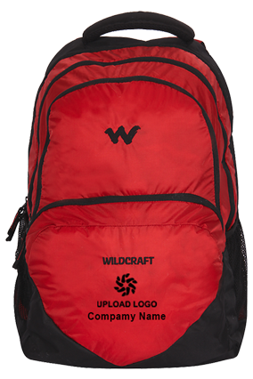 Upload Logo Wildcraft Azi Laptop Backpack