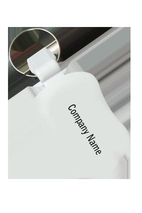 Bajaj Plastic Key Chain