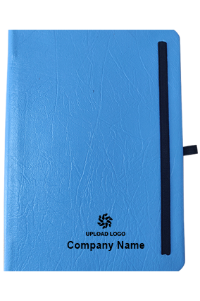 Effit Blue Notebook-Ruled