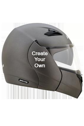 Create Your Own Vega Boolean Dull Anthracite Helmet