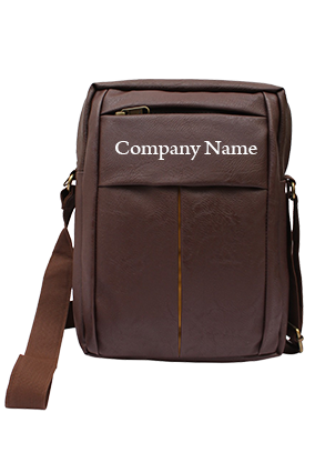 Premium Brown Sling Bag