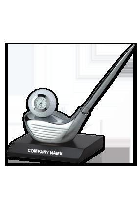 Golf Clock Stand BTC-457
