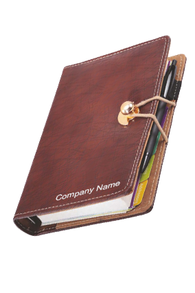 Customised Business Organizer Leatherette Dori GE-1065