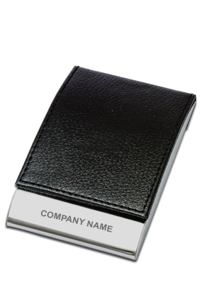 Leatherite Card Holder BVC-823