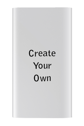 Create Your Own 4000mAh Power Bank Silver