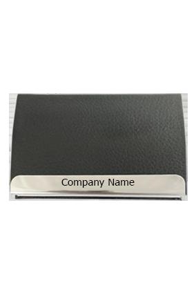 Brown Card Holder- 04-19