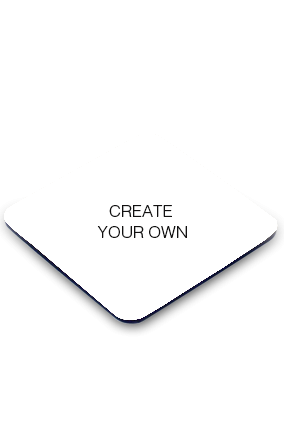 Create Your Own Square Coaster