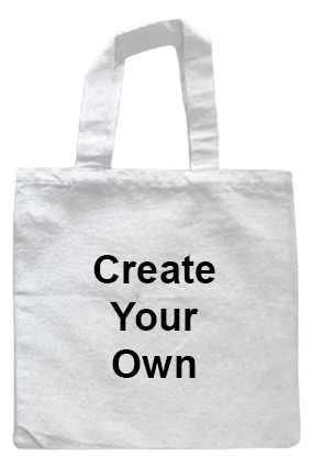 Create Your Own Canvas Tote Bag 15.0X13.6 Tote Bag