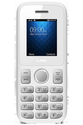 Lava Captain N1 Lite  - White Grey