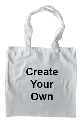 Create Your Own Cotton Tote Bag 15.7X13.7 Tote Bag