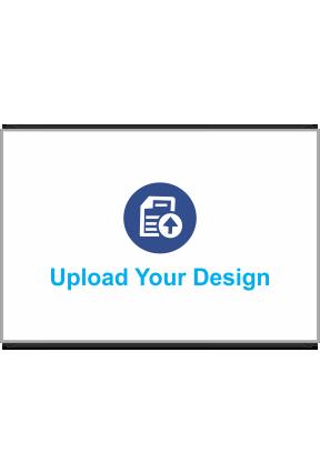 Upload Your Design Landscape Invitation Card - 5 X 7 Inch