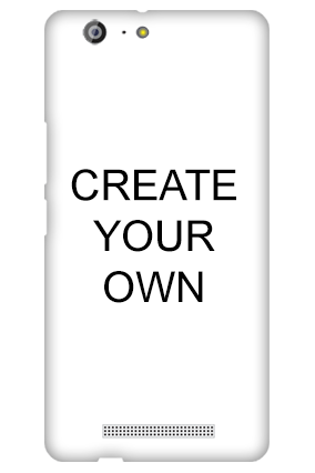 Create Your Own Gionee Marathon M5 Mobile Cover
